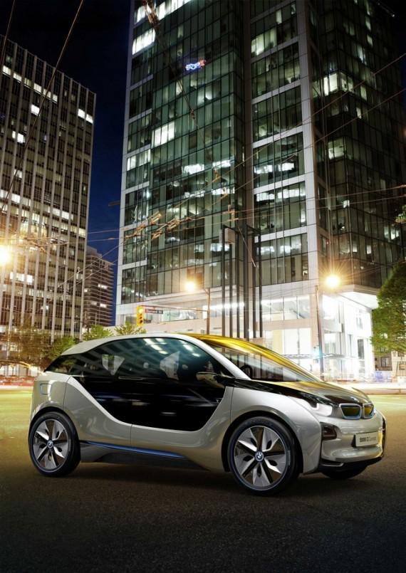 2013 BMW i3 Concept