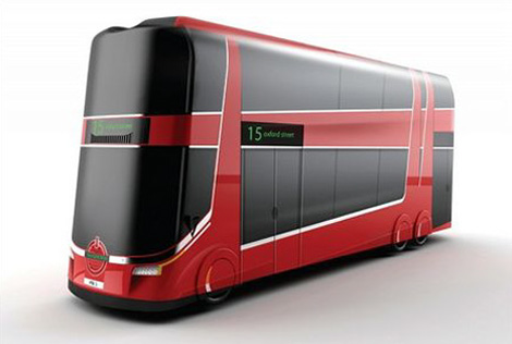 2013 Futuristic-Honda-Puyo-London-Bus-Design a