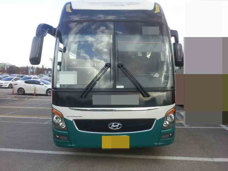 2013 Hyundai Universe Prime S.Korea