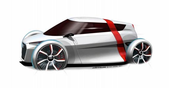 2014 Audi Urban concept