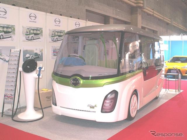 2014 Hino electric