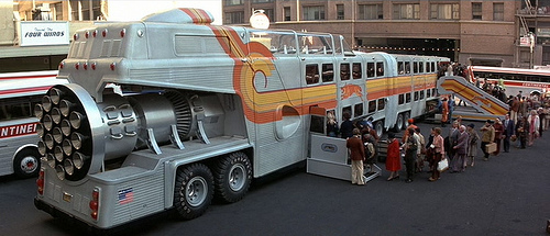 A Bussen The big bus Superbus b