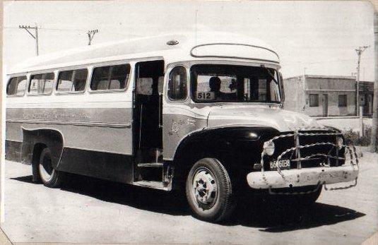 ACASSUSO Bedford J6LZ1 1960 Argentina
