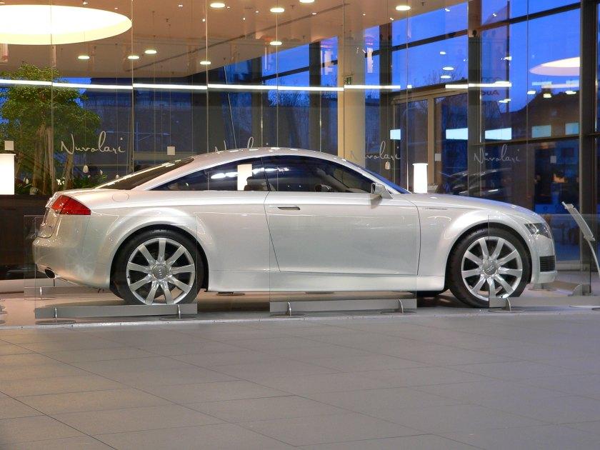 Audi Studie-Nuvolari