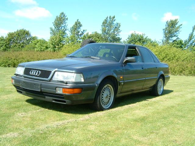 Audi V8. VF