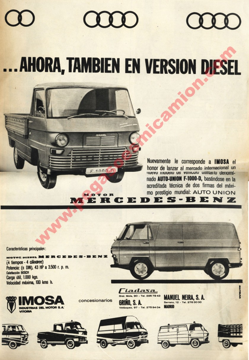 Auto Union Ad