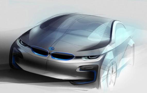BMW i4 and i5 concept
