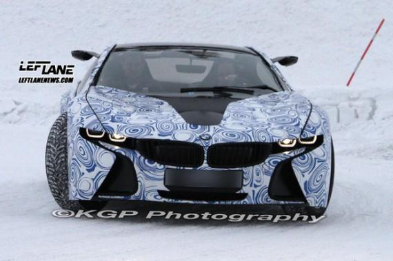 BMW i8 Megacity