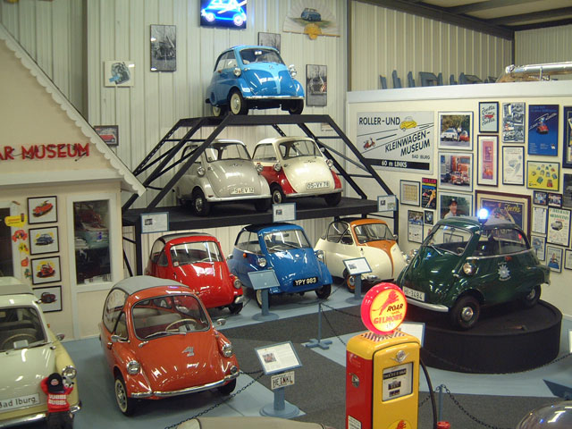 BMW Isetta stack