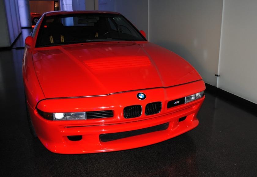 BMW M8a