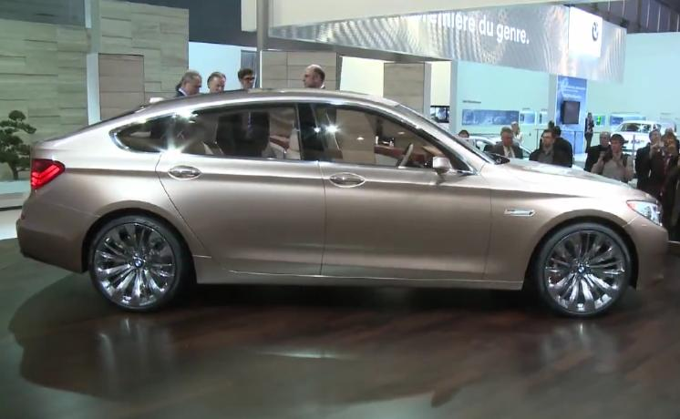 BMW Série 5 GT Concept