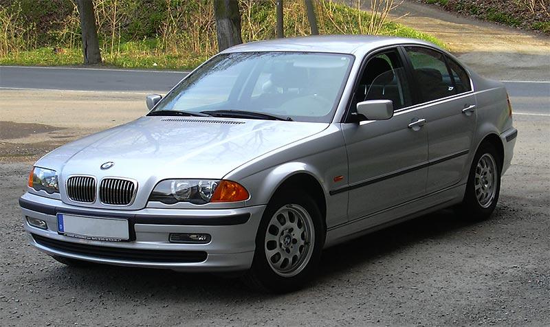 BMW320i E46 Lim