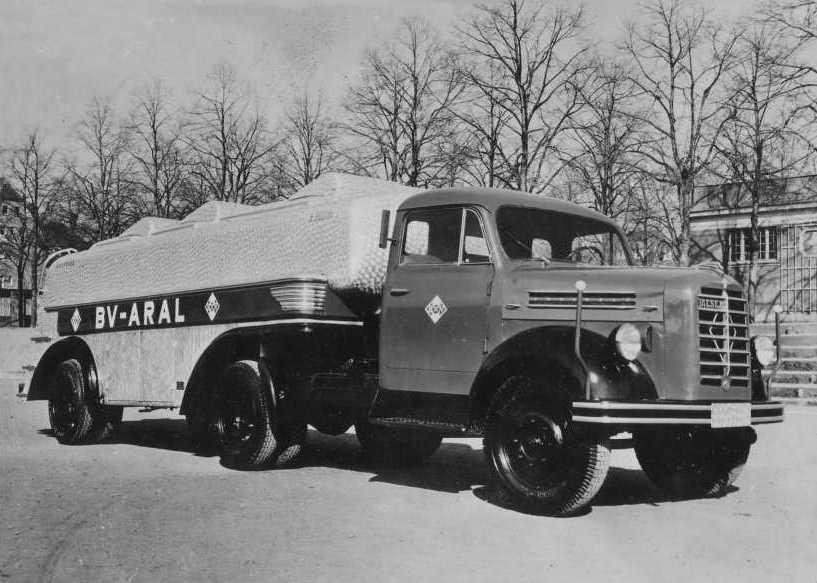 Borgward B4500-7