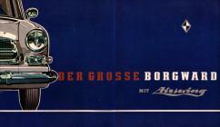 Borgward folderp100-3-a-klein