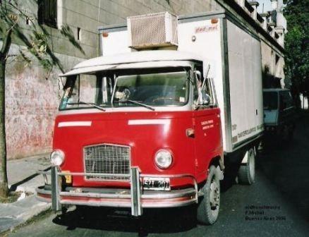 Borgward Koelwagen met frontstuur