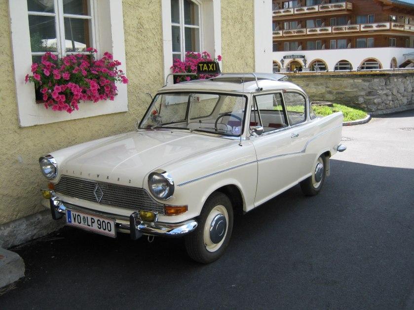 Borgward Taxi