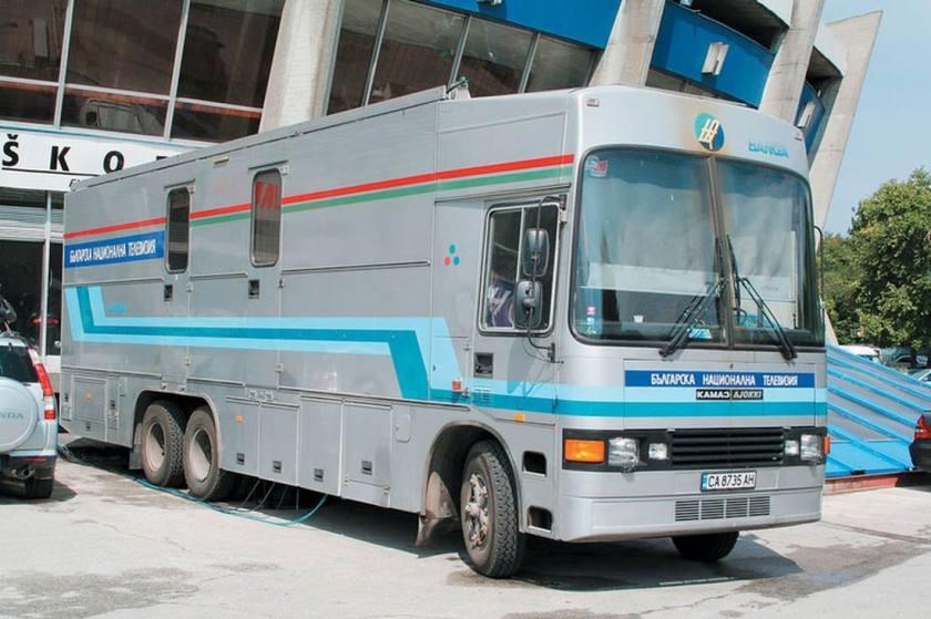 Bussen Aj Kamaz-Ajokki Magnolia 83A series 2