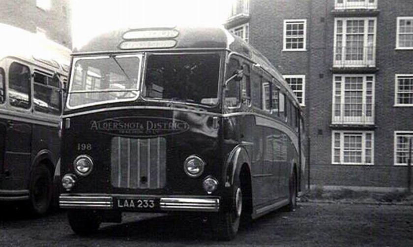 bussen aldershof 198