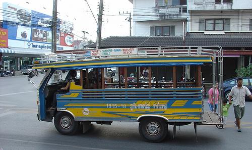 bussen India