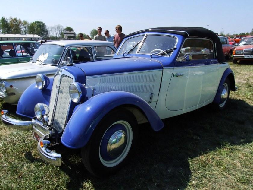 DKW Cabrio 1