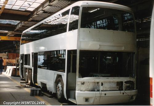 Eurolines Scania Ikarus E99