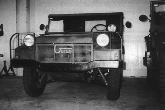 Goliath Jagdwagen 34
