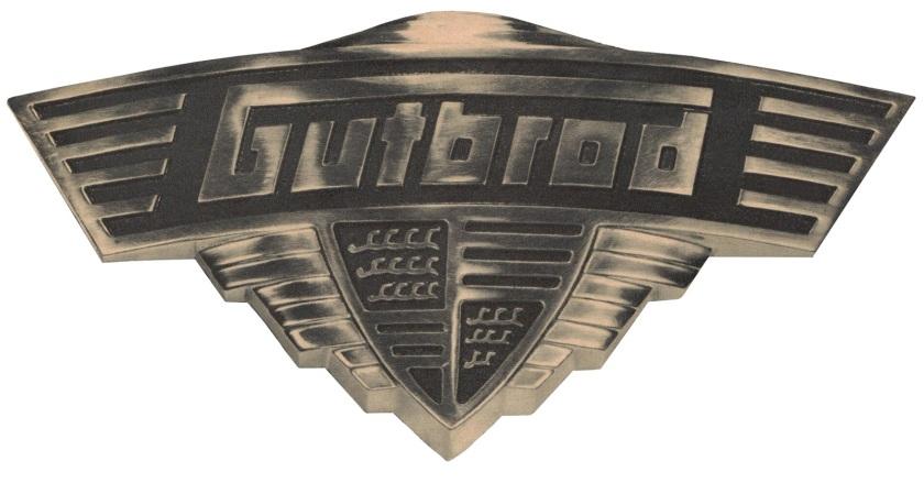 gutbrod emblem
