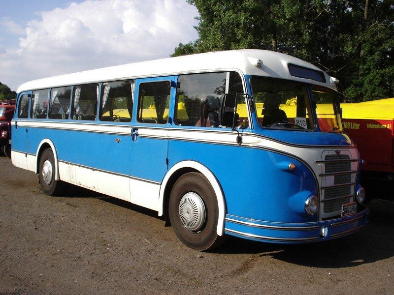 H6 B Bus in Markleeberg