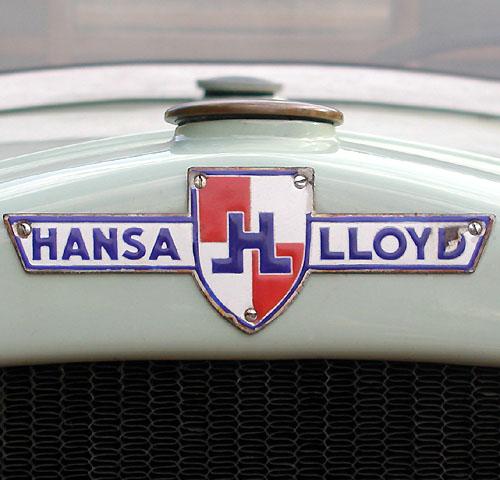 Hansa-Lloyd-Automarken-Logo