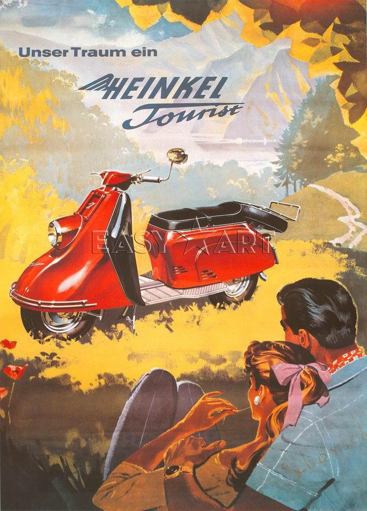 Heinkel Tourist 424483