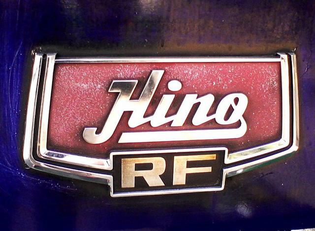 HINO RF