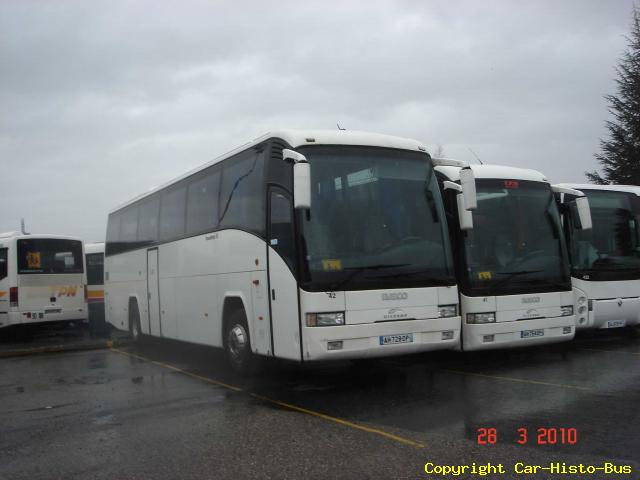 Hispano Iveco EuroRider 35 976