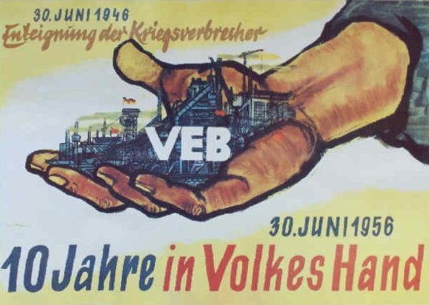 IFA DDR Enteignung