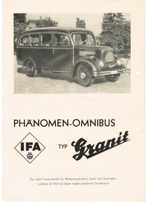 IFA GRANIT 1937-1953