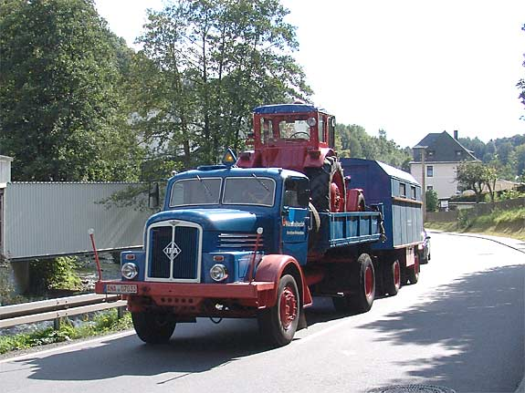 IFA H6 mit Belarus