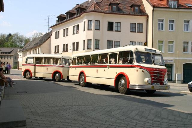 IFA H6B Busgespann