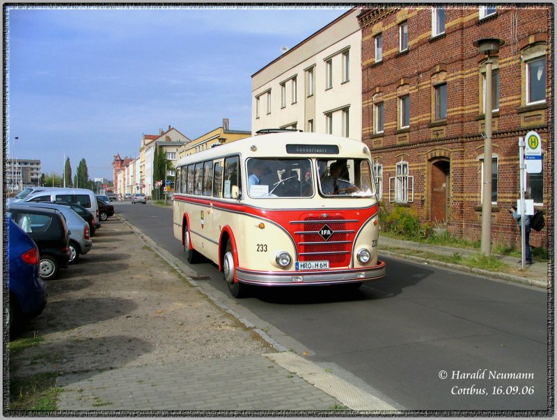 IFA H6LB aus Rostock