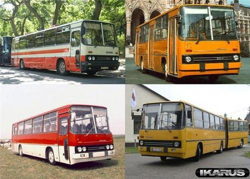 Ikarus-200-Series