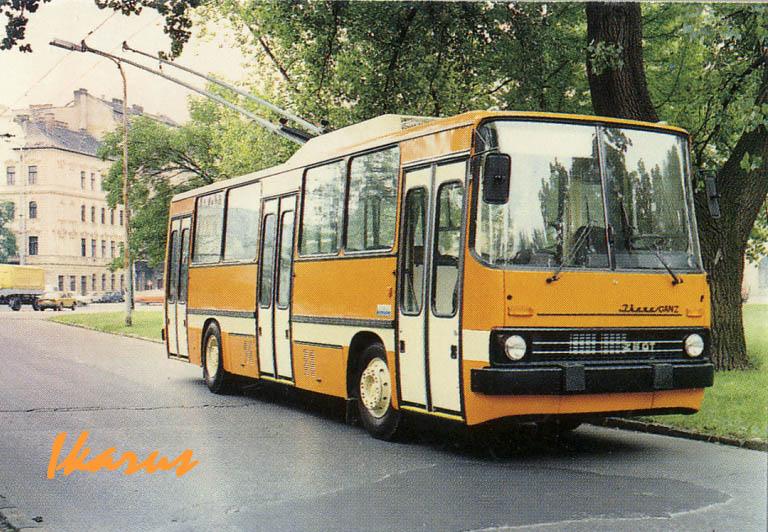ikarus 260 trolley
