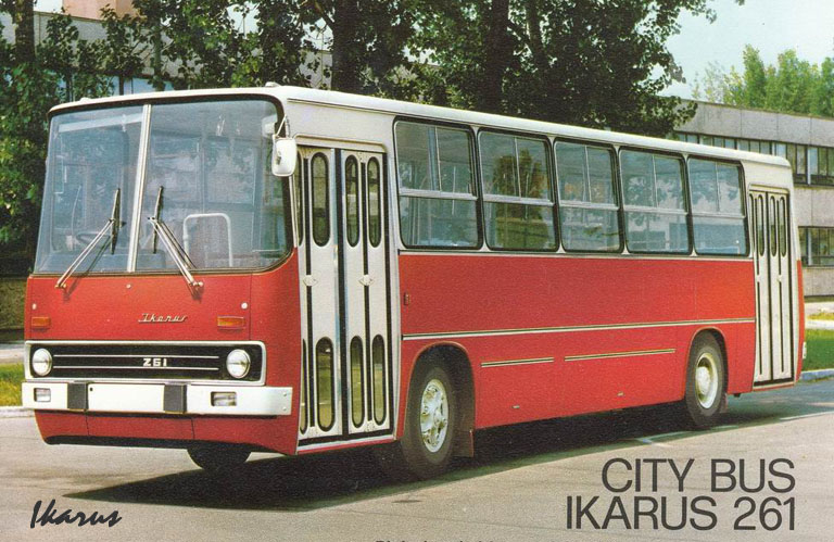 ikarus 261