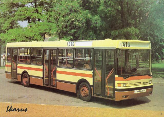 Ikarus 410 NE