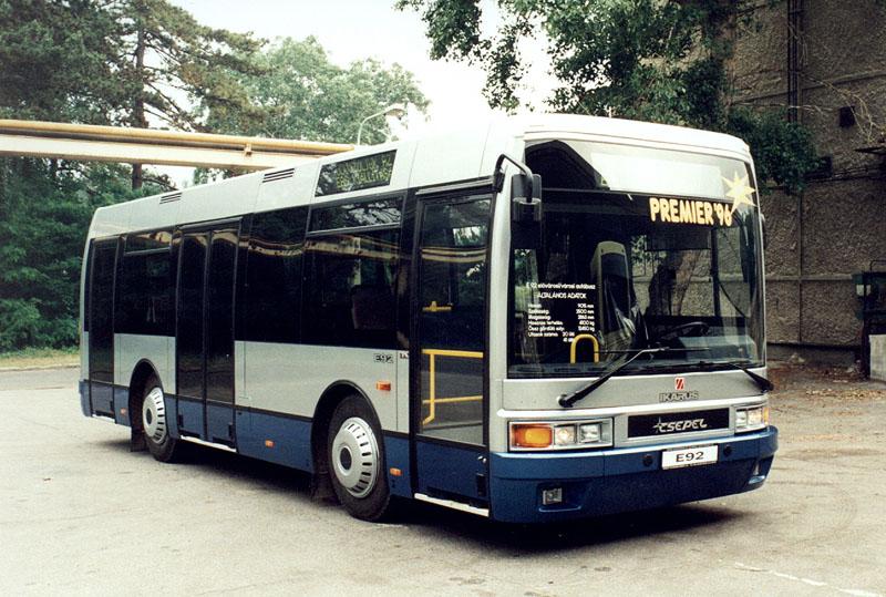 Ikarus E92