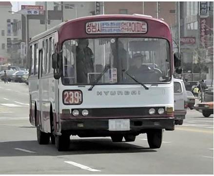 Korea-seoulbuse 1980-90s RB