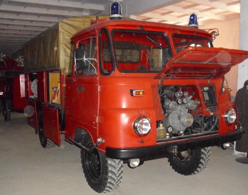 LF 8-TS 8 Robur 1801