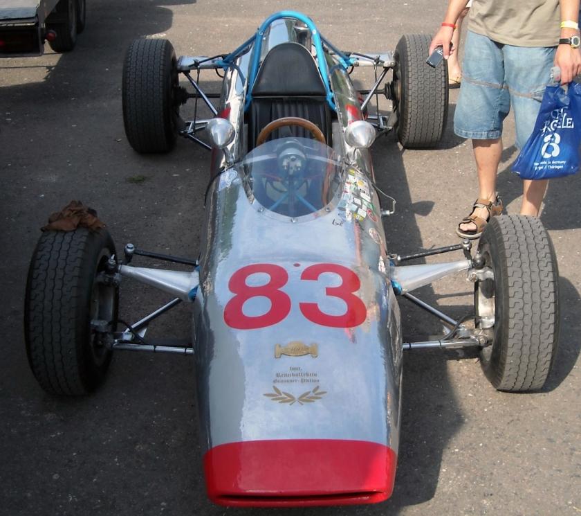 Melkus F3 racer no83