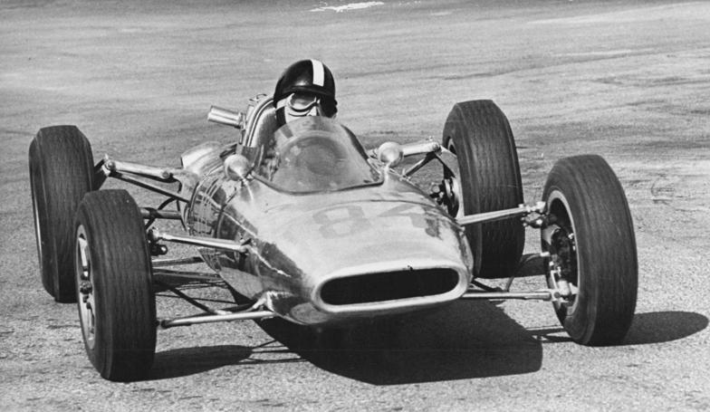 Schleizer Dreick, Sieger Formel III Max Byczkowsky
