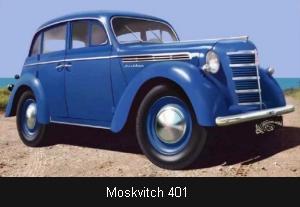 moskvitch 401