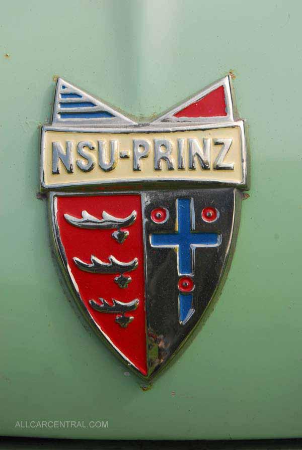 nsu prinz ii 1960 brit-pa-2007