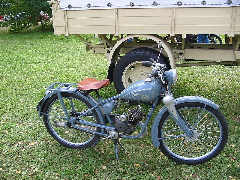 Phänomen Bob 98 cc motorcycle