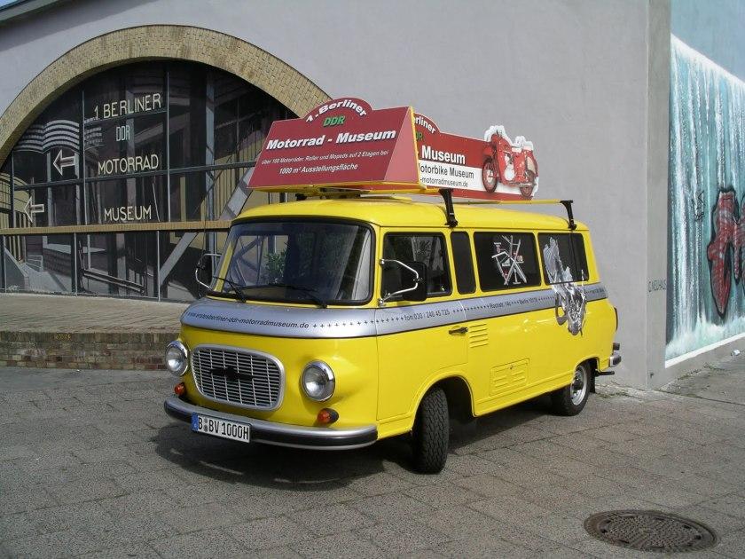 Project Heinkel VEB Sachsenring